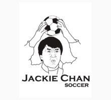 Jackie Chan Soccer T-Shirt