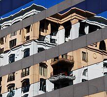 Denver reflection 11 by luvdusty