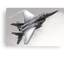 Air Power! Canvas Print