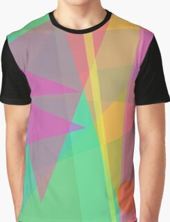 Soft Light Graphic T-Shirt