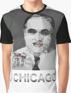 I love CHICAGO Graphic T-Shirt