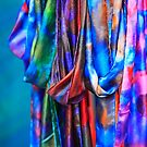Colourful Scarves by Sea-Change