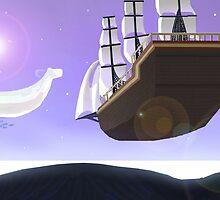 Moby Dick by cyberlink2