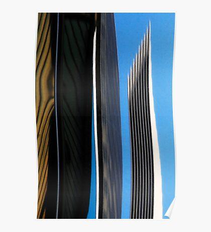 Denver reflection 19 Poster