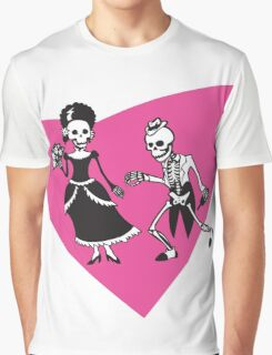 Dia de Muertos (day of the dead) Graphic T-Shirt