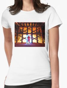 Painters Profile Womens Fitted T-Shirt