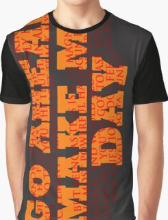 Dirty Harry Sudden Impact - Go Ahead Make My Day Graphic T-Shirt