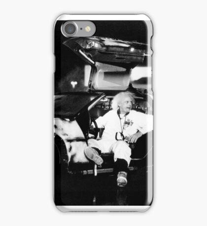 BTTF iPhone Case/Skin
