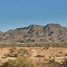 The Desert Vista by barnsis