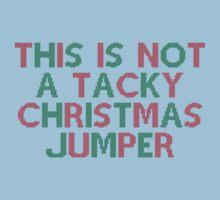 Not A Christmas Jumper Kids Tee