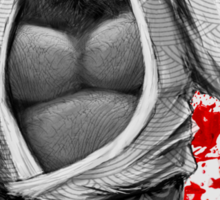 GSTATUS: Gorilla Bushido Sticker