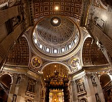St Peters by Sam Tabone