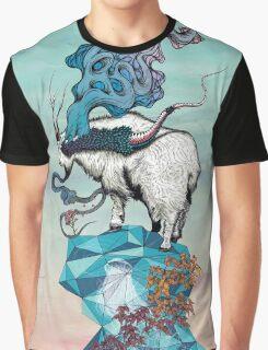 Seeking New Heights Graphic T-Shirt