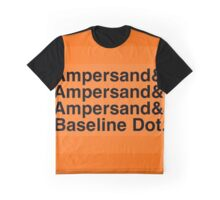 The Ampersands Graphic T-Shirt