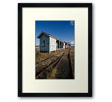 Disused Railway Framed Print