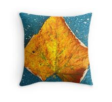 Colorful Autumn  Throw Pillow