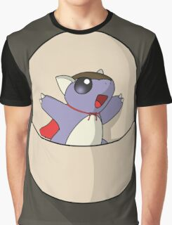 Super Baby Kangaskhan Graphic T-Shirt