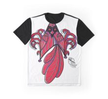 Star Bird Graphic T-Shirt