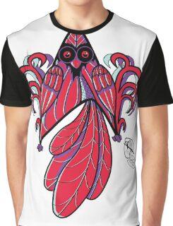 Star Bird Graphic T-Shirt