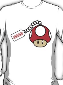 Eat The Mushroom, Alice! T-Shirt