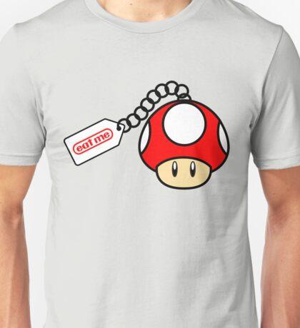 Eat The Mushroom, Alice! Unisex T-Shirt