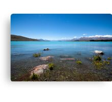 Still Lake Canvas Print