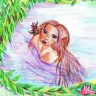 The Little Naiad by Kittycat10