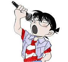 Detective Conan: Sing With Me Photographic Print