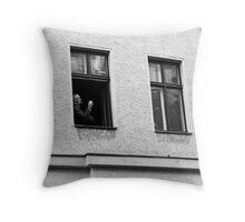 ash-363 Throw Pillow