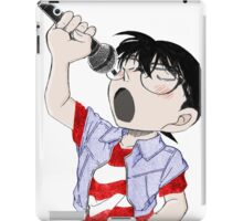 Detective Conan: Sing With Me iPad Case/Skin