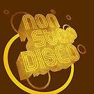 Non Stop Disco iPhone by TheMaker