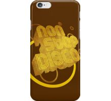 Non Stop Disco iPhone iPhone Case/Skin