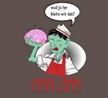Chinese Zombie Takeaway Unisex T-Shirt