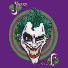 Joker's Wild by DamoGeekboy