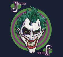 Joker's Wild Kids Tee