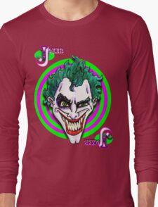 Joker's Wild Long Sleeve T-Shirt