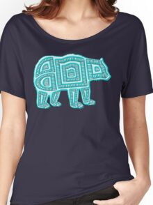 Ice Bear Women's Relaxed Fit T-Shirt