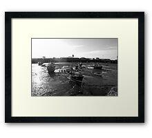 Folkestone,Kent,England Framed Print