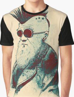 Evolution of Charles Graphic T-Shirt