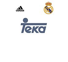 Real Madrid retro jersey by ilRe