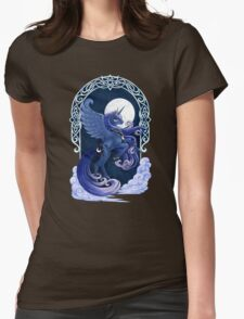 Princess of the Night Womens Fitted T-Shirt