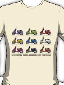 United Colours of Vespa T-Shirt