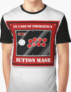 Button Mash Graphic T-Shirt
