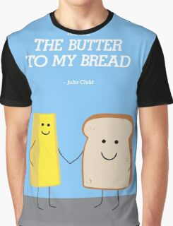 Bread and Butter Graphic T-Shirt