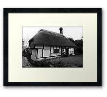 Kentish Cottage Framed Print