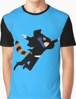 The Reichenbach Raccoon Graphic T-Shirt