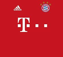 Bayern Monaco jersey by ilRe