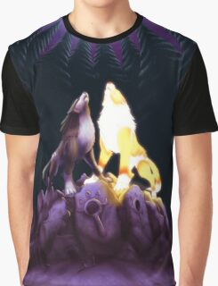 Twilight Symphony Graphic T-Shirt