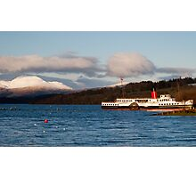 Ben Lomond,Scotland Photographic Print
