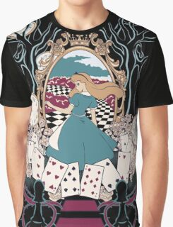 Alice Graphic T-Shirt